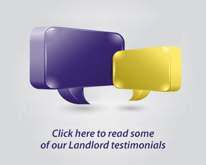 Landlord Testimonials